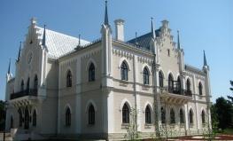 palat Cuza Voda Ruginoasa Iasi - Copie