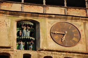Sighisoara turnul cu ceas
